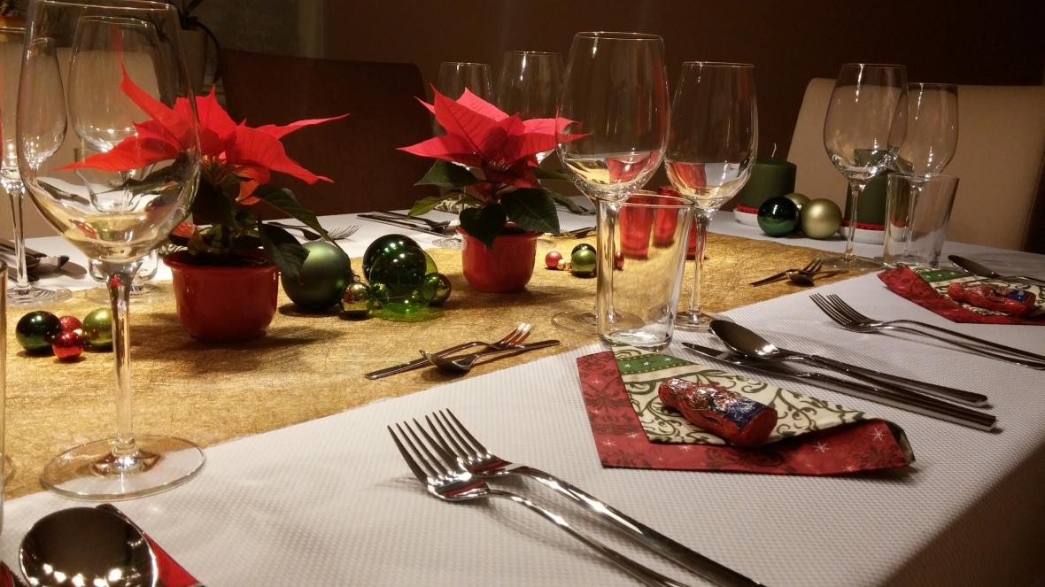 Krampusmenü - Dinner mit Freunden