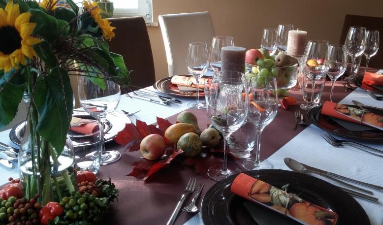 Steirischer Herbst - Essen mit Freunden