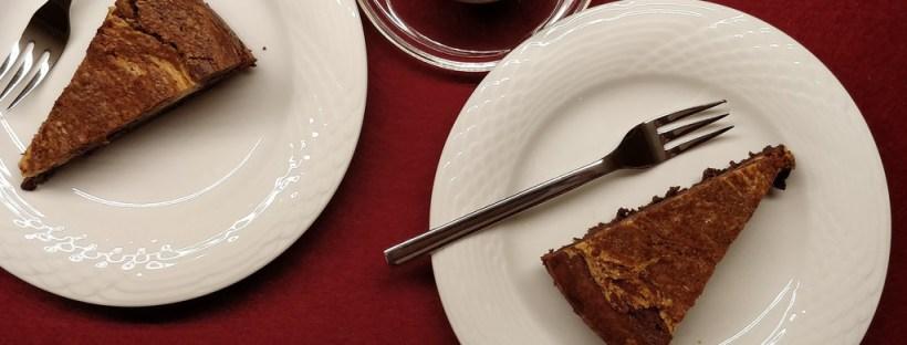 Schokolade-Erdnussbutter-Brownies