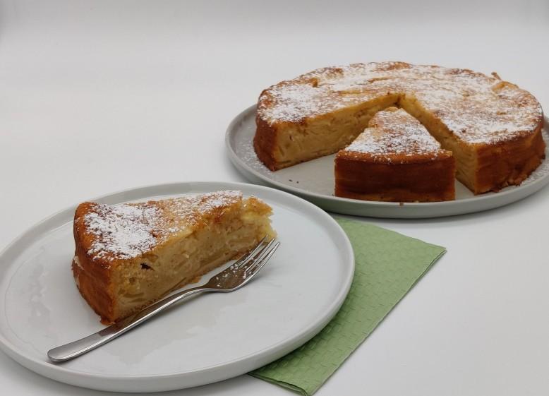 Torta di mele toscana 🇮🇹